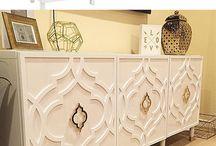 Ideas de muebles Overlays
