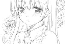 Anime/Manga Draw