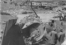 Tangiwai Disaster NZ / Xmas 1953