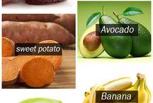 potassium fiods