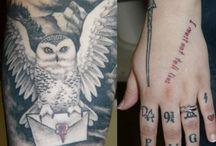 Tatuaggi Di Harry Potter