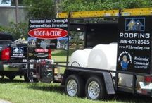 Roof-A-Cide Equipment