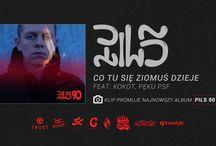 Pils - Co tu się ziomuś dzieje feat. Kokot, Pęku / Pils - Co tu się ziomuś dzieje feat. Kokot, Pęku KLIP: https://youtu.be/GgcistL4PJc PREORDER: http://bit.ly/1YkRAi4