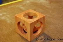 magic cube antistess in legno