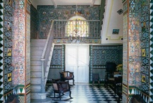 Cuban/Colonial Architecture and Interior Design / Collection of inspirations based on my passion for Cuban and Spanish colonial interior and architecture design.