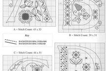Embroidery - Alphabet