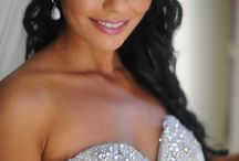 Bride Jeanette / Gorgeous #bride Jeanette on her #weddingday