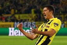 Dortmund v Madrid Champions League Semifinal 1st Leg
