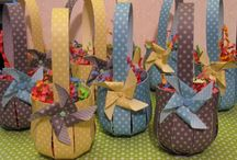 Húsvéti kosarak