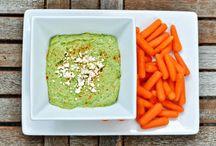 FOOD - Hummus / My sons favorite food!