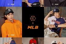 EXO x MLB