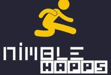 Nimblechapps / Mobile App Development, Web Development, iOS Development, Android Development. howdy@nimblechapps.com