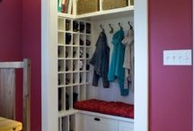Closets / by Penny Mixhau
