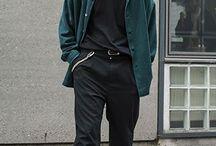 Vintage clothing mens