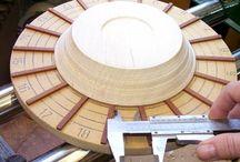 Holzbastelarbeiten