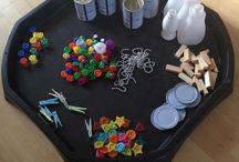 Reggio inspired activities
