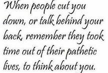 Quotes ! / by Maria Hanley