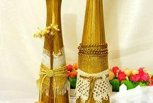 Cerâmica / Decoração de cerâmica / by Tonbo Nuske