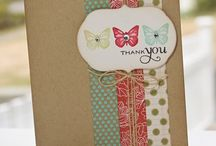 Handmade Cards / by Melissa Arnds