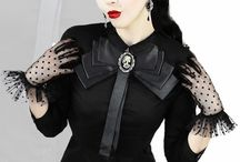 Fashion : Corporate Goth Femme / by Cali Beeson