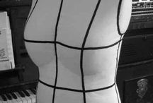 Padding a dressform