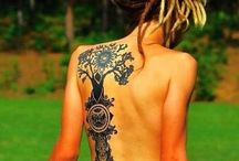 three tatoo