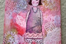 Stamping and Altered Art