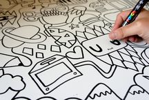 POSCA HERO: Kev Munday / Enjoy Kev Munday's unique art using Posca pens