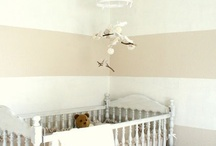 Someday... nursery inspiration / Nursery ideas. Some for boys, some for girls. Some gender neutral.  / by Leah Tortilla