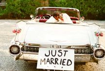 Getaway Cars for the Wedding Day