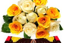 Gift Flowers / We have flowers for every relation and every occasion. When fall short of words, let flowers speak. Gift flowers- http://bit.ly/2llQcnr