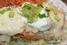 Mexican Food / by Cheryl Landon