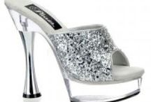 Glitter Shoes - Pole Dancing Shoes
