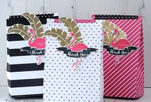 pop of paradise stampin up
