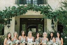 Bridesmaids - Damas de honor / by LoveChoco&Weddings