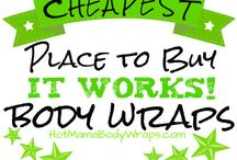 Cheapest Place to Buy It Works Body Wraps