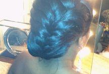 Wedding Hair for the Bride