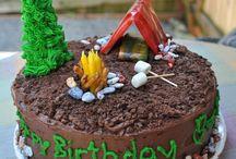 Cake camping