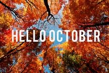 Autumn / by Gloria Stalnaker McNeill