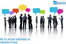 Tips to Avoid Mistakes in Business Plans / - Should have a proper marketing plan  - There should be a proper estimate about amount of money needed in business....http://maxxerp.blogspot.in/2014/01/tips-to-avoid-mistakes-in-business.html