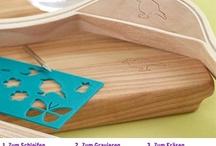 laser cut - wood