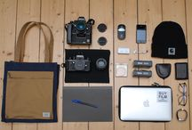 What's In Your Bag? / by Bert and Dip