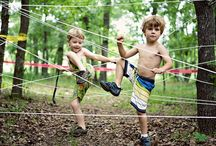 birthday-obstacle course