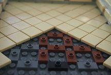 LEGO build tricks