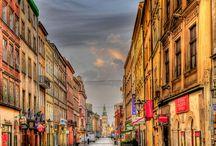 Cracovia / Krakow / by deborah Pastorello