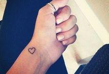 My tattos ❤️