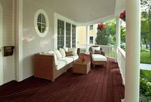 Exterior / Exterior painting and design
