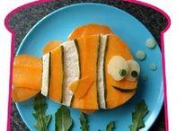 Fun food ideas / by Anna Thiel