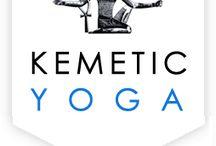 African/kemetic yoga