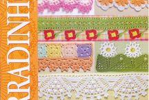 Crochet Books & Patterns / by Carina Visser